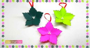 How To Make Christmas Tree Decoration